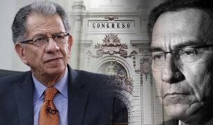 ¿El presidente Vizcarra debería ir al Congreso?