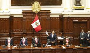 Frente Amplio exige investigación a Vizcarra que no sea dirigida por corruptos del Congreso