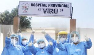 La Libertad: Hospital de Virú registra 13 días sin muertes por COVID-19