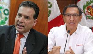 Congresista Chehade: Vizcarra vino sin corbata, dio su discurso de 15 minutos y se largó