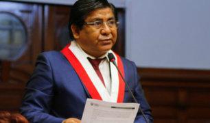 """Somos Perú: """"No resulta oportuno generar inestabilidad por un cambio de Gobierno"""""""