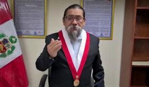 Congresista Gutarra: el Frepap continúa evaluando su voto respecto a vacancia presidencial