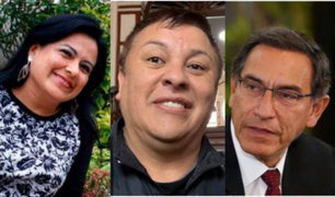 Caso Richard Cisneros: Nuevos testigos complicarían situación de presidente Vizcarra y Miriam Morales