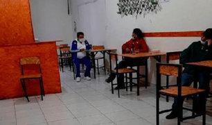 Breña: siete personas fueron intervenidas en un bar por no respetar medidas sanitarias