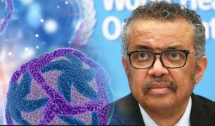 OMS alerta sobre la propagación de nuevos virus de animales