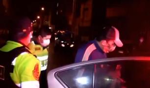 Miraflores: intervienen fiesta Covid en plena emergencia sanitaria