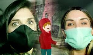 """""""El Maikol"""": buscando al hijo de Giovanna Valcárcel"""