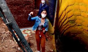 La Lima que no conoces: hallan misteriosos túneles debajo de una conocida iglesia