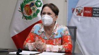 """Sasieta tras crisis política: """"Saludamos la madurez del Congreso"""""""