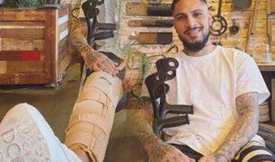 """Paolo Guerrero: """"gracias por todos los mensajes de apoyo"""""""