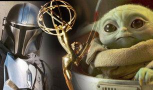"Emmy 2020: ""The Mandalorian"" de Star Wars gana siete premios antes de la gala central"