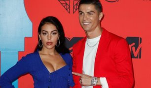 CR7 lo hizo de nuevo: regala anillo de 700 mil euros a Georgina Rodríguez