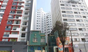 Magdalena: vecinos denuncian construcción de edificio de más de 10 pisos en zona prohibida