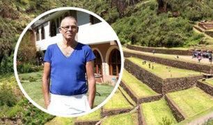 Continúa intensa búsqueda de turista sueco desaparecido en el Cusco