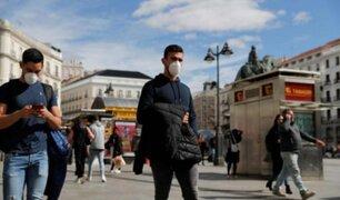 Covid-19: OMS reporta récord diario de casos mundiales por rebrote en Europa