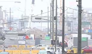 Línea 2 del Metro: alcalde de Ate pide que se cumplan plazos de obras tras cierre de vía