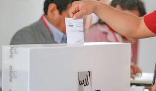 El voto preferencial continuará vigente en las elecciones del 2021