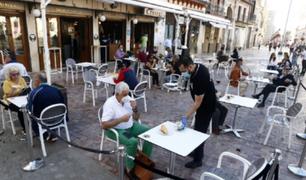 España: semiconfinamiento para casi 1 millón de madrileños