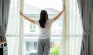COVID-19: OMS recomienda ventilar de manera frecuente nuestros espacios