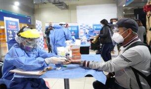 Estación Central del Metropolitano: más de 100 pasajeros dieron positivo a COVID-19