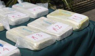 Lambayeque: capturan a dos primos que transportaban 10 kilos de droga