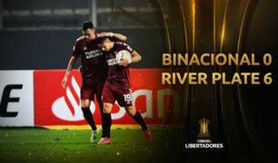 Mister Chip: River Plate logró récord histórico con doble goleada a Binacional