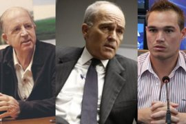 Forsyth, Roque Benavides y Fernando Cillóniz se alistan para las Elecciones 2021