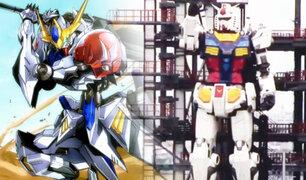 Japón: presentan un robot de 18 metros y 25 toneladas que realiza movimientos con autonomía