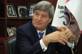 Raúl Diez Canseco también buscará ser candidato presidencial por Acción Popular