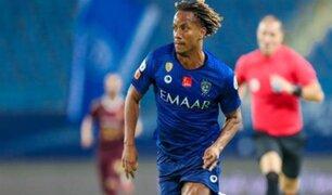 Al Hilal: equipo de André Carrillo quedó eliminado de Champions League de Asia