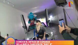 Susy Díaz estrena por todo lo alto su tema 'Ya no tropiezo'