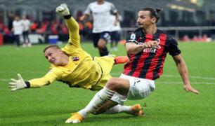 Milán anunció que Zlatan Ibrahimovic dio positivo al coronavirus