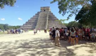 México: sitio arqueológico de Chichén Itzá reabrió sus puertas al público