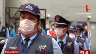Miraflores: capacitarán a serenos para trato sin violencia a comunidad LGBTIQ