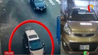 Callao: periodista habría sufrido robo de auto porque se negó a pagar cupo