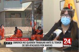Municipio de VMT pide ayuda para frenar a mafias de construcción civil