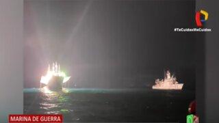 En 50 % creció flota de embarcaciones chinas en las última década, según Oceana Perú