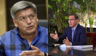 APP rechaza declaraciones de Vizcarra sobre pedido de aplazar las Elecciones 2021