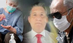 La pandemia en adultos mayores: ¿Cuáles son los efectos en la tercera edad?