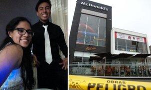 Muerte de jóvenes en McDonald's: acuerdo con familias permitió archivar investigación