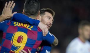 Messi incendia las redes con este mensaje de despedida a Suárez
