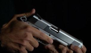 Capturan a sujetos que atemorizaban a transeúntes con réplicas de armas
