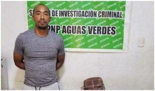 Tumbes: detienen a exfutbolista peruano con requisitoria por tráfico de influencias