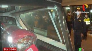 San Isidro: Rindieron homenaje a policía que murió tras ser baleado por detenido