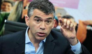 Julio Guzmán: Plataformas regionales se sumarán al Partido Morado