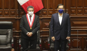 """Vizcarra sobre reunión con Merino: """"no podemos guardar rencores que distancien instituciones"""""""
