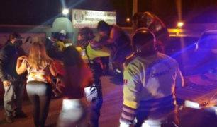 Mujer desaparece misteriosamente tras viajar a Chimbote
