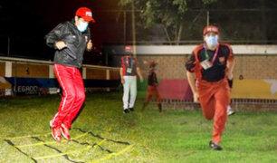 IPD reactivó entrenamientos de sóftbol en la VIDENA