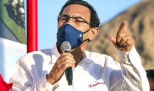 Martín Vizcarra: Obrainsa habría pagado vuelo para Gobierno Regional de Moquegua en 2013