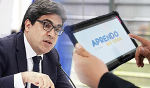 """Martín Benavides: """"La meta es entregar un millón de tablets"""""""
